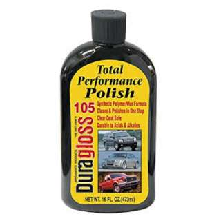 Duragloss #105 Total Performance Polish