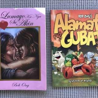 Bob Ong Books