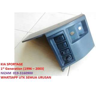 Kia Sportage Button Panel