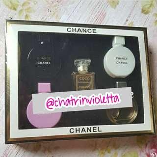 Miniatur chanel isi 5