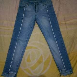 Jeans jaman now