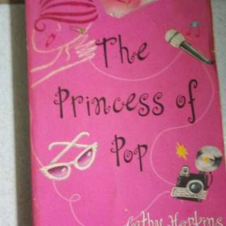 The Princess of Pop by Cathy Hopkins
