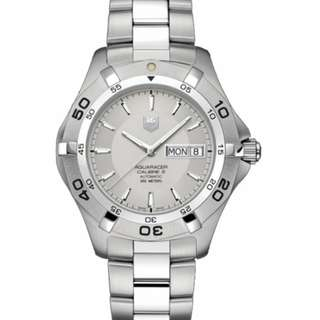 Tag Heuer Aquaracer Date Day Automatic Watch