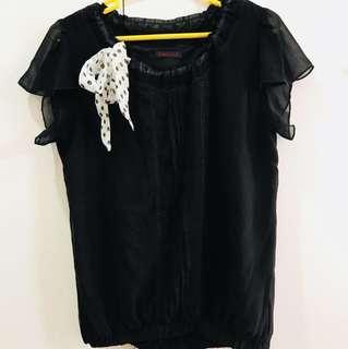 Cavalier blouse