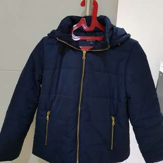Windy winter jacket Baleno Original Navy