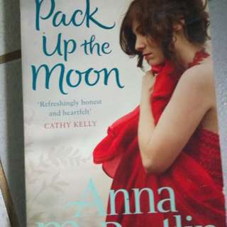 Pack up the Moon by Anna Mcpartlin