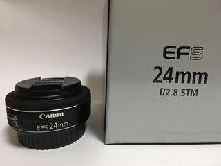EF-S 24mm