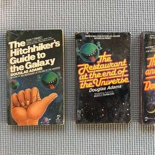 Douglas Adams Books