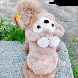 雪莉玫寵物衣服10號(S)