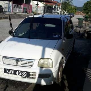 Perodua Kancil utk dijual cl 0175890078