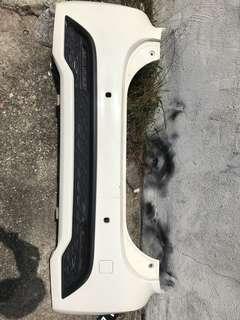Back bumper myvi 1.3 stand G