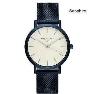 Sapphire Rosefield Watch
