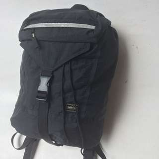 porter yoshida backpack with pouch