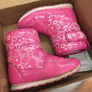 Hello kitty boots