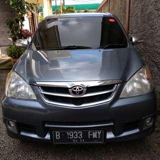 Toyota Avanza G 1.3 M/T 2010