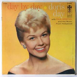 Doris Day With Paul Weston And His Music From Hollywood – Day By Day (1956 USA Original - Vinyl is Mint)