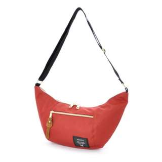 ANELLO BANANA TYPE SHOULDER BAG (2)