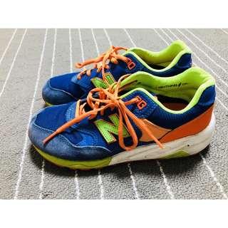 New Balance ML999 藍橘配色