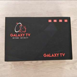 Galaxy Tv android Box
