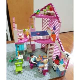 Preloved Lego 7586