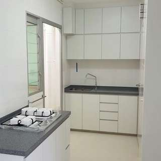HDB: One Bedroom Unit for Rent