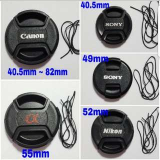 Camera Accessories Lens cap Shoe cover IR Remote control (3rd Party)