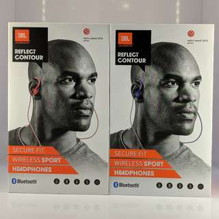 JBL REFLECT CONTOUR EARPHONES