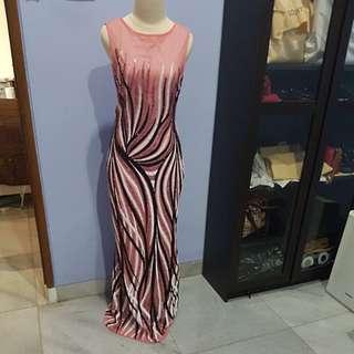 Beautiful payet dress