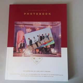 [WTS] Bts Memories of 2016 photobook and Young Forever Pc