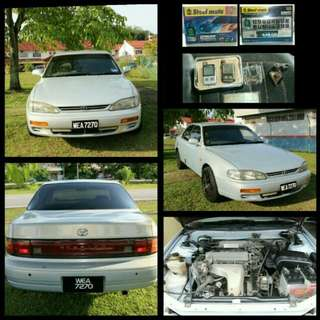 Toyota Camry 2.2 King of road