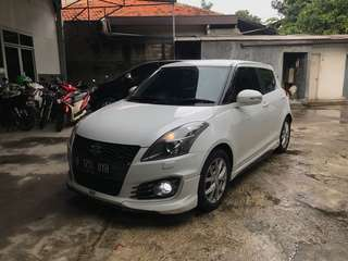 Suzuki Swift Sport 1.6 AT