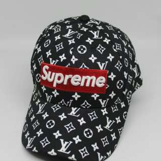 Topi Baseball Import Supreme LV