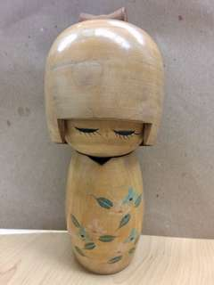 Japanese bamboo doll