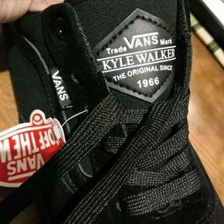 Vans Old School All black!