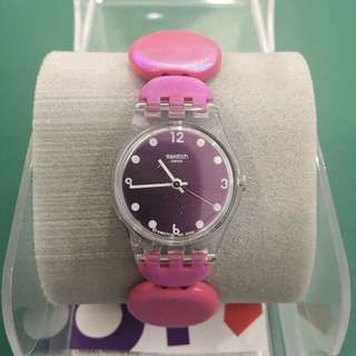 SWATCH kids watch in pink