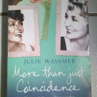 More than just Coincidence (preloved book)