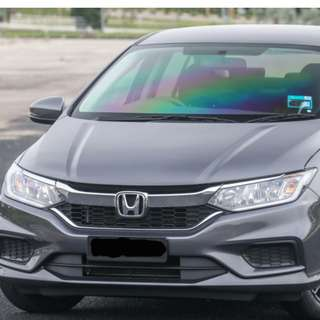 Brand New 2018 Honda City 1.5L Sport Hybrid