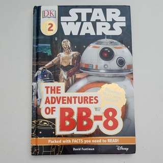 Star Wars ~ The Adventures of BB-8