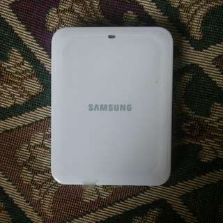 Samsung battery plus charger