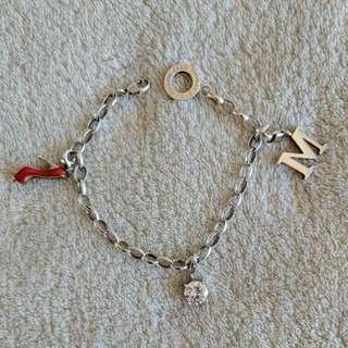 Thomas Sabo bracelet and charms