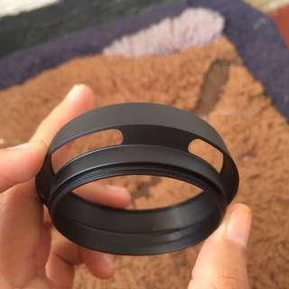Lens hood leica atau ring 52mm