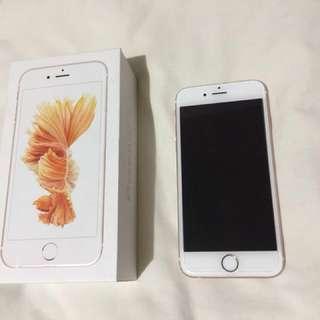 [Rush] iPhone 6S 32GB Rose Gold Factory Unlocked