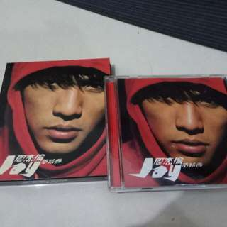 Jay Chou 周杰倫/范特西 2nd Album