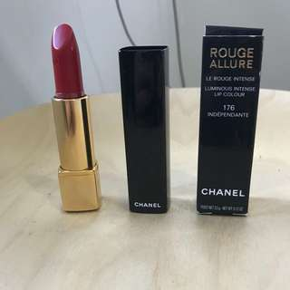 Chanel Lipstick Rouge Allure 176 Independante