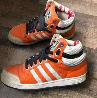 trabajo reacción Deliberadamente  Adidas Star Wars Skywalker Hi-Tops Original Limited Edition Rare US9.5,  Men's Fashion, Footwear, Sneakers on Carousell