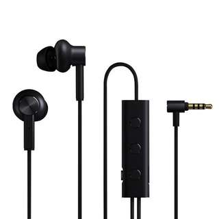 Xiaomi 3.5mm Earphones - Noise Cancellation, TPE Resilience Cable, Hybrid Triple Drivers Technology, Anti-slip Earbuds (CVAIA-A861)