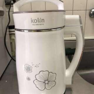 Kolin 歌林微電腦豆漿機 KBJ-MN1601S