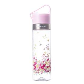 Spring flower clay waterbottle 591ml 2018 STARBUCKS KOREA (INSTOCK)