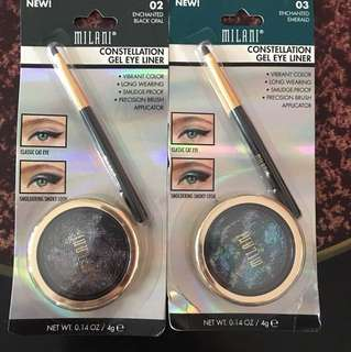 Milani constellation gel eye liner