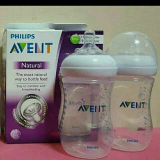 Avent Feeding Bottle 2pcs